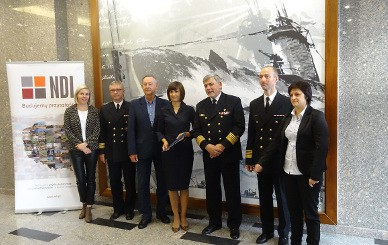 Contract for the construction of a swimming pool for the Polish Naval Academy has been signed