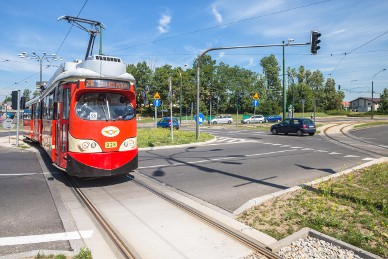 New tram contract
