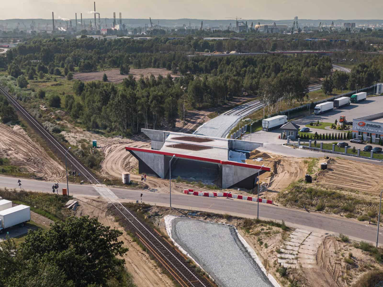 Modernization of the railway and road system, Port of Gdańsk